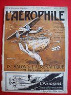 L'AEROPHILE 1924 - Livres, BD, Revues