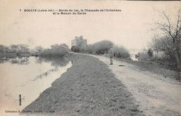 BOUAYE      CHAUSSEE DE L ACHENEAU - Bouaye