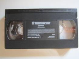 CASSETTE VIDEO VHS ORIGINAL L'EXPERT STALLONE STONE - JAQUETTE De TELE K7 - Crime