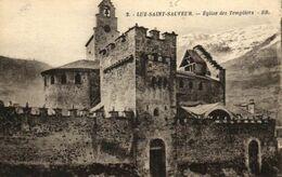 65 - Luz Saint Sauveur - Eglise Des Templiers - 3873 - Luz Saint Sauveur