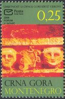 2008 Art, Montenegro, MNH - Montenegro