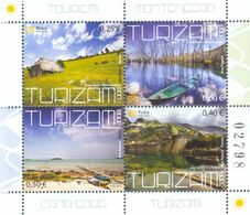 2008 Carnet, Tourism, Montenegro, MNH - Montenegro