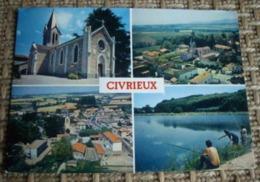 01   -   CIVRIEUX MULTIVUES  @ RECTO VERSO AVEC BORDS - France