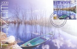 2008 MC, Tourism, Montenegro, MNH - Montenegro