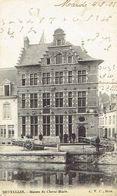 CPA  BRUXELLES : Maison Du Cheval-Marin - Bruxelles-ville