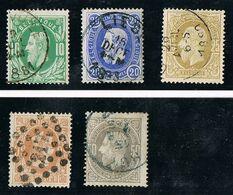 1869/83 - Belgium