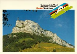 Dep 73 , Cpm CHAMBERY , Le Nivolet , Championnats Du Monde De Cyclisme Aout 1989   (23026) - Chambery