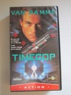 CASSETTE VIDEO VHS TIMECOP VAN DAMME - Actie, Avontuur