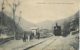 ITALIE -  BASSANO - LINEA FERROVIARIA DELLA VALSUGANA - Italie