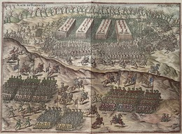 Slag Bij Turnhout 1597 - Mapas Topográficas