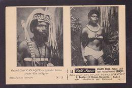 CPA Nouvelle Calédonie New Calédonia Non Circulé Nu Féminin Type Nude - New Caledonia