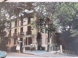 Carte Postale De Lamalou-les-Bains, L'hôtel Des Platanes - Lamalou Les Bains