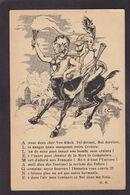 CPA Anti Kaiser Non Circulé Von Klück Allemagne Germanie - Satiriques