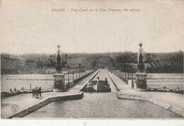 45 Briare . Pont Canal Sur La Loire - Briare