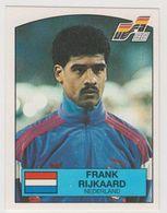 EURO 88 STICKER PANINI , Sticker #223 - FRANK RIJKAARD New - Panini