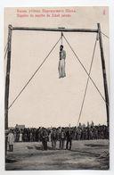 CPA - PERSE - IRAN - EXECUTION - SUPPLICE DU MEURTRE DU SCHAH PERSAN - HANGING OF THE MURDERER OF THE PERSIAN SCHAH - - Iran