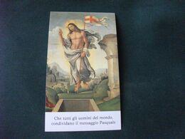 SANTINO HOLY PICTURE RAFFAELLINO DEL GARBO RESURREZIONE FIRENZE ACCADEMIA FB 542 I. P. - Godsdienst & Esoterisme