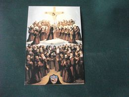 SANTINO HOLY PICTURE GESU' IN CROCE - Godsdienst & Esoterisme