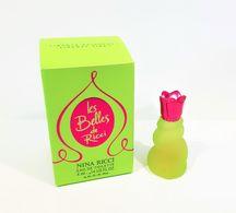 Miniatures De Parfum Les Belles De Ricci De NINA RICCI  EDT  4 Ml + Boite - Moderne Miniaturen (ab 1961)