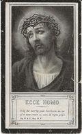 DP. VITAAL RYCKEBOER ° LEYSELE 1857- + WULVERINGHEM 1922 - Godsdienst & Esoterisme