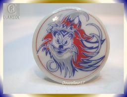 Clamecy ... Zodiac Médaillon ... N°9 Lion ..Ref AFF :10-1993 ... ( 1993) - Antiguos