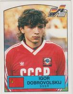 EURO 88 STICKER PANINI , Sticker #256 - IGOR DOBROVOLSKIY New - Panini