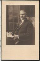 DP. EDUARD DE VLAMINCK ° MEERLE (ANTWERPEN)1861- + BORGERHOUT 1926 - Godsdienst & Esoterisme