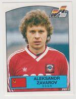 EURO 88 STICKER PANINI , Sticker #257 - ALEKSANDR ZAVAROV New - Panini