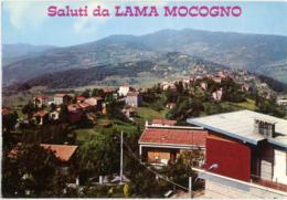 LAMA MOCOGNO  MODENA  Saluti Da ..  Panorama   Appennino Modenese - Modena