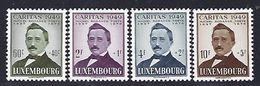 Luxembourg  -  Timbres 1949 MICHEL RODANGE Postfrisch  MNH 2 étoiles  KW 30 - Blocks & Sheetlets & Panes