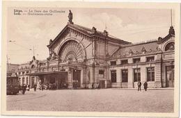Liege - La Gare Des Guillemins - & Railway Station - Liège