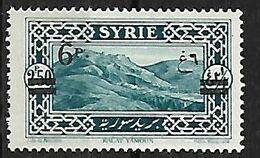 SYRIE N°184 N* - Syrie (1919-1945)