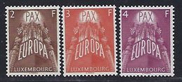 Luxembourg  -  Timbres 1957 EUROPA   Postfrisch  MNH 2 étoiles  KW200 - Blocks & Sheetlets & Panes