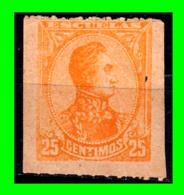 VENEZUELA  SELLO AÑO 1893 SIMON BOLIVAR - Venezuela