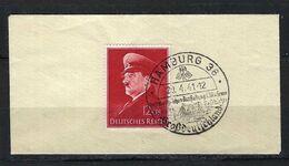 ALLEMAGNE 1941: Le Y&T 696, Obl. CAD Spéciale Sur Petite LSC - Deutschland