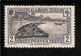 GABON N°126 OB TB SANS DEFAUTS - Usati