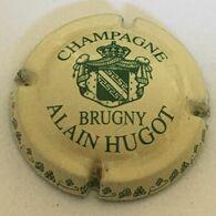 1 - Hugot Alain, Crème Pâle Et Vert, Brugny (côte 5 Euros) - Andere