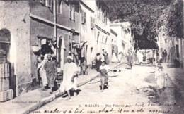 Algerie -  MILIANA -   Rue Fleurus - Algerien