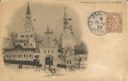 000665 - EXPOSITION UNIVERSELLE 1900 - LA RUSSIE - Ausstellungen