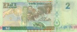 FIJI P. 102a 2 D 2000 UNC - Fiji