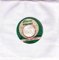 Disque  45 RPM, Single, Jukebox - Sheila - L'Ecole Est Fini - Le Ranch De Mes Rêves - Philips B 373.104 F - 1963 France - Rock