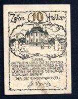 Banconota Austria 10 Heller 1920 - Austria