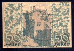 Banconota Austria 50 Heller 1920 - Austria