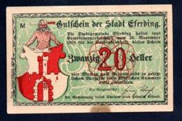 Banconota Austria 20 Heller 1919 - Austria