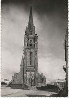Douarnenez (Finistère - 29) - Eglise Ploaré. Carte Postale En Noir Et Blanc. Editions D'Art Yvon, Paris - Douarnenez