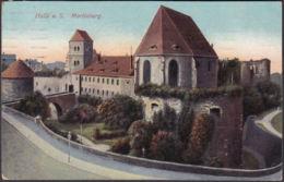 AK Halle A.d. Saale Moritzburg, Gelaufen 1912 - Halle (Saale)