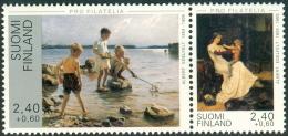 FINLAND 1995 Pro Filatelia 95 Paar PF-MNH-NEUF - Ungebraucht