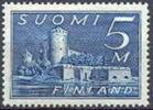 Finland 1930  5mk Kasteel Olavinlinna PF-MNH-NEUF - Finnland