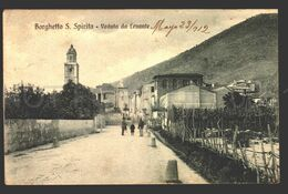 Italy BORGHETTO S. SPIRITO SAVONA Levante Ed. Barone Cartoline Postcard W6-255 - Savona