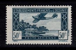 "Oceanie -  YV PA 17 N** ""sans RF"" - Aéreo"